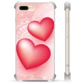 iPhone 7 Plus/ iPhone 8 Plus Hybrid Case - Love