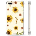 iPhone 7 Plus/ iPhone 8 Plus Hybrid Case - Sunflower