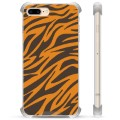 iPhone 7 Plus/ iPhone 8 Plus Hybrid Case - Tiger