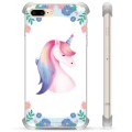 iPhone 7 Plus/ iPhone 8 Plus Hybrid Case - Unicorn