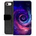 iPhone 7/8/SE (2020) Premium Wallet Case - Galaxy