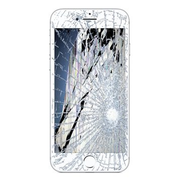 iPhone 7 LCD and Touch Screen Repair - White - Original Quality