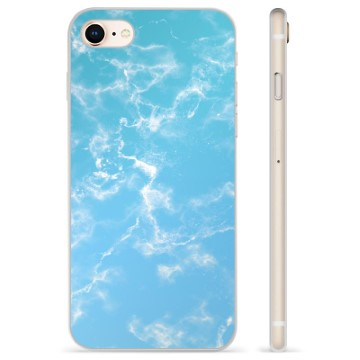 iPhone 7 / iPhone 8 TPU Case - Blue Marble