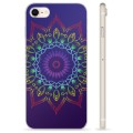 iPhone 7 / iPhone 8 TPU Case - Colorful Mandala