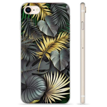 iPhone 7/8/SE (2020) TPU Case - Golden Leaves