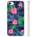 iPhone 7 / iPhone 8 TPU Case - Tropical Flower