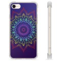 iPhone 7 / iPhone 8 Hybrid Case - Colorful Mandala