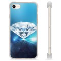 iPhone 7 / iPhone 8 Hybrid Case - Diamond