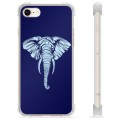 iPhone 7 / iPhone 8 Hybrid Case - Elephant