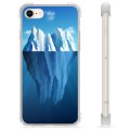 iPhone 7 / iPhone 8 Hybrid Case - Iceberg