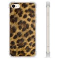 iPhone 7 / iPhone 8 Hybrid Case - Leopard