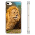iPhone 7 / iPhone 8 Hybrid Case - Lion