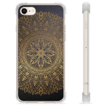 iPhone 7 / iPhone 8 Hybrid Case - Mandala