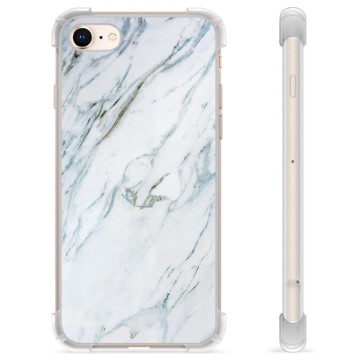 iPhone 7/8/SE (2020) Hybrid Case - Marble