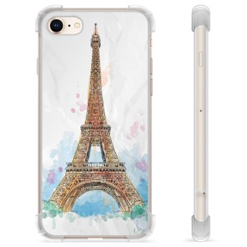 iPhone 7 / iPhone 8 Hybrid Case - Paris