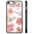 iPhone 7 / iPhone 8 Protective Cover - Pink Flowers