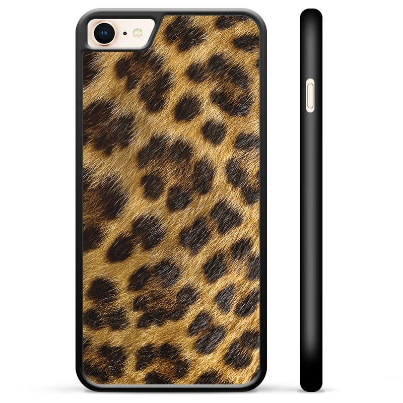 iPhone 7/8/SE (2020) Protective Cover - Leopard