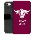 iPhone 7 / iPhone 8 Premium Wallet Case - Bull