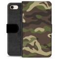 iPhone 7 / iPhone 8 Premium Wallet Case - Camo