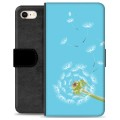 iPhone 7 / iPhone 8 Premium Wallet Case - Dandelion