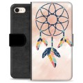 iPhone 7 / iPhone 8 Premium Wallet Case - Dreamcatcher