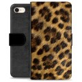 iPhone 7 / iPhone 8 Premium Wallet Case - Leopard