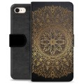 iPhone 7 / iPhone 8 Premium Wallet Case - Mandala