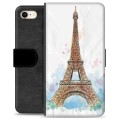 iPhone 7 / iPhone 8 Premium Wallet Case - Paris