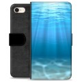 iPhone 7 / iPhone 8 Premium Wallet Case - Sea