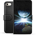 iPhone 7 / iPhone 8 Premium Wallet Case - Space