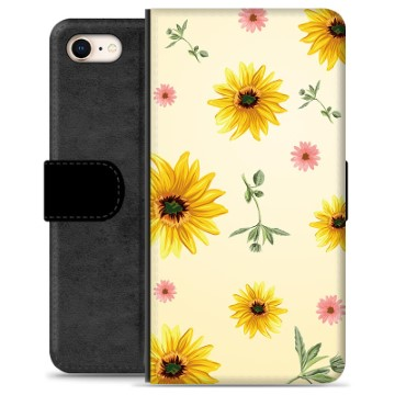 iPhone 7 / iPhone 8 Premium Wallet Case - Sunflower