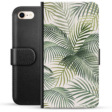 iPhone 7 / iPhone 8 Premium Wallet Case - Tropic