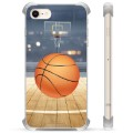 iPhone 7 / iPhone 8 Hybrid Case - Basketball