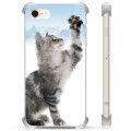 iPhone 7 / iPhone 8 Hybrid Case - Cat