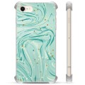 iPhone 7 / iPhone 8 Hybrid Case - Green Mint