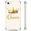 iPhone 7 / iPhone 8 Hybrid Case - Queen