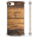 iPhone 7 / iPhone 8 Hybrid Case - Wood