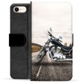 iPhone 7 / iPhone 8 Premium Wallet Case - Motorbike