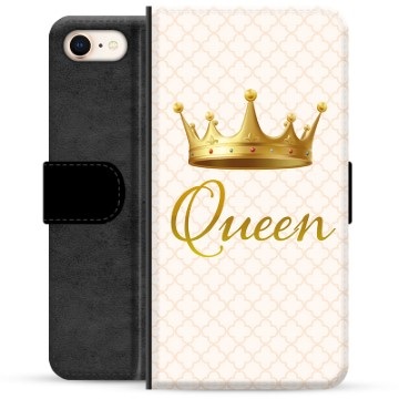 iPhone 7/8/SE (2020) Premium Wallet Case - Queen