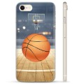 iPhone 7 / iPhone 8 TPU Case - Basketball