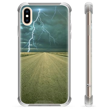 iPhone X / iPhone XS Hybrid Case - Storm