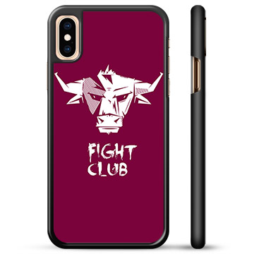 iPhone XS Max Protective Cover - Bull