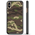 iPhone X / iPhone XS Protective Cover - Camo