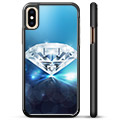 iPhone X / iPhone XS Protective Cover - Diamond