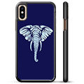 iPhone X / iPhone XS Protective Cover - Elephant