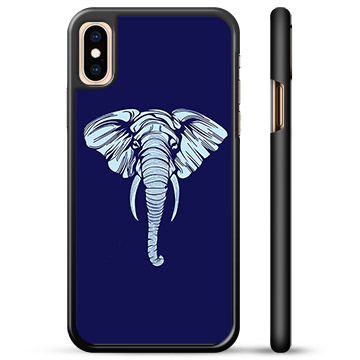 iPhone XS Max Protective Cover - Elephant