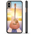 iPhone XS Max Protective Cover - Guitar