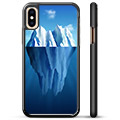 iPhone XS Max Protective Cover - Iceberg