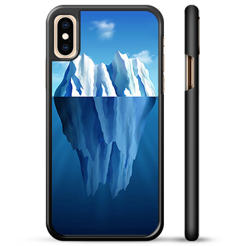 iPhone X / iPhone XS Protective Cover - Iceberg