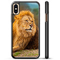 iPhone X / iPhone XS Protective Cover - Lion